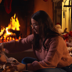 Brand | Christmas at Fattoria Le Pupille