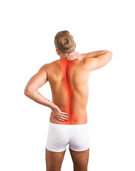ból kręgosłupa - odc. szyjny, piersiowy, lędźwiowo-krzyżowy