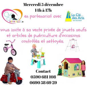 La vente privée de MARMAILLES.fr