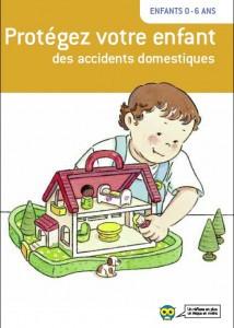 Comment protéger son enfant des accidents domestiques?