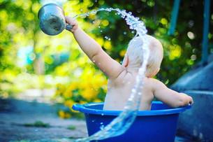 Bébé nageur