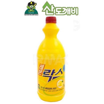 韓國山鬼檸檬味漂白水(不包運費)