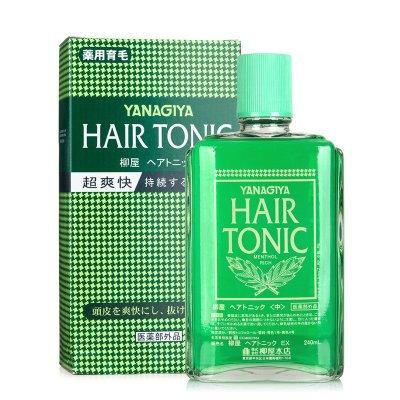 Japan Yanagiya Hair Tonic 柳屋生髮水 240ml