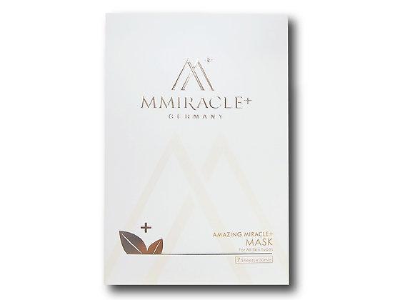 MMiracle+  Amazing Miracle Mask  德國奇蹟面膜(1盒7片)
