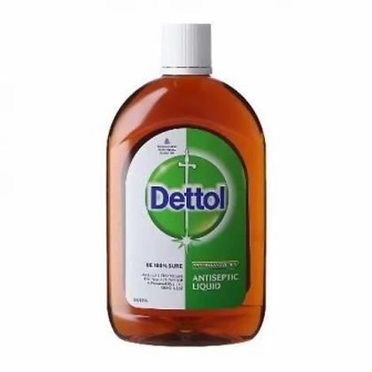 Dettol Antiseptic Liquid 550ML 滴露消毒藥水