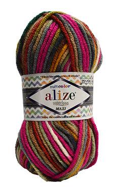 Alize Superlana Multicolor