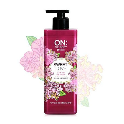ON: The Body Sweet Love Body Wash