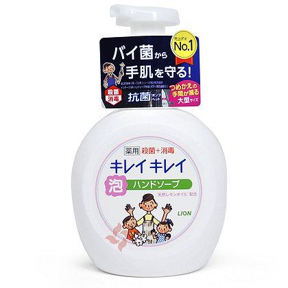 獅王洗手液250ml瓶裝淡香型