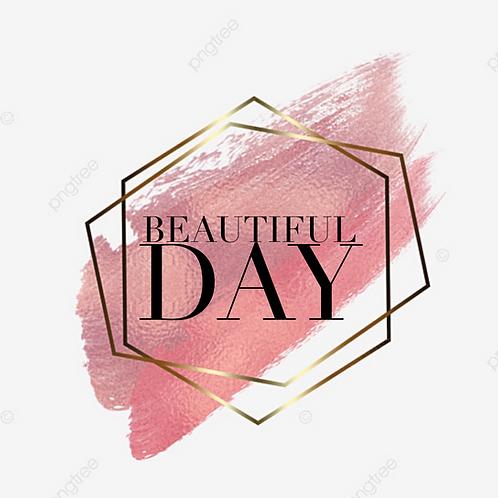 """""""Beautiful Day"""" - Original Song - Digital Download"""