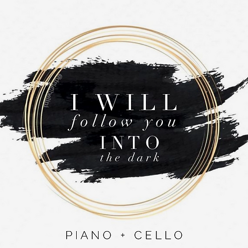 """""""I Will Follow You Into the Dark"""" - Digital Song Download"""