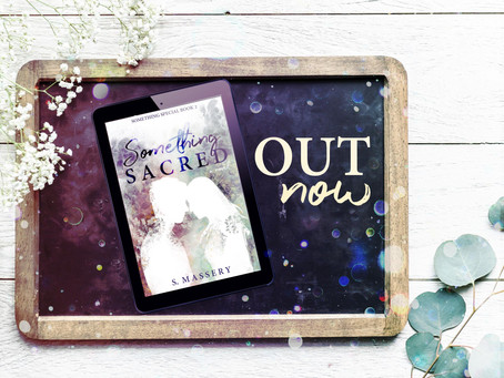 Something Sacred Release Day Excerpt