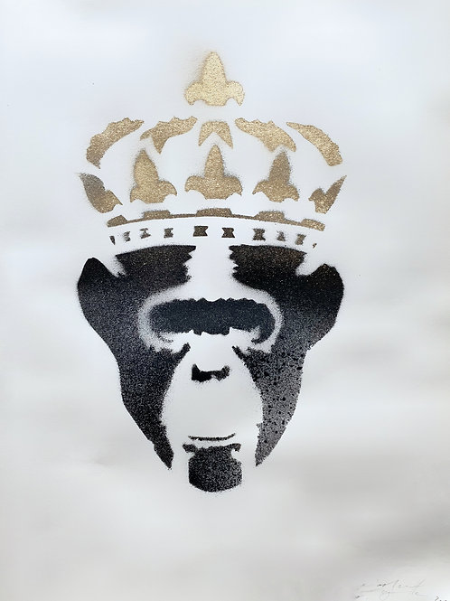 KING OF THE APES