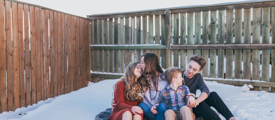 Portraits | Lyndsay's Family