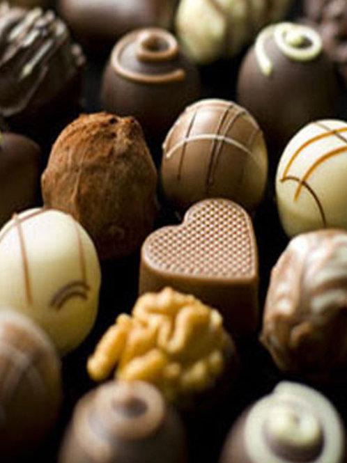 CHOCOLATE & AMBER