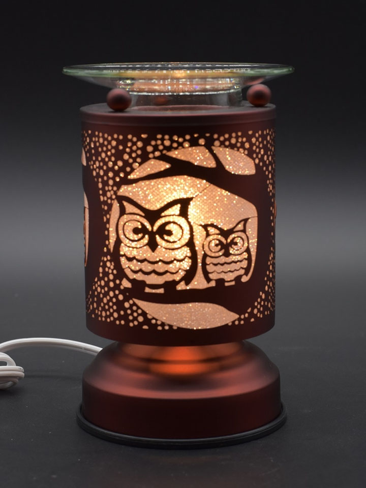 Oil Warmer Owl