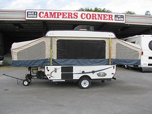 2015 COACHMEN VIKING 2107 POP-UP CAMPING TRAILER