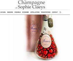 Teo KayKay Champagne Saint Valentine