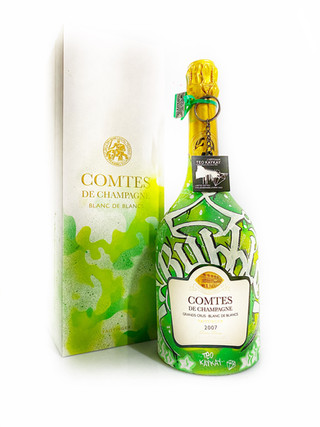 Teo KayKay Taittinger Comtes De Champagne Camo