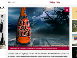 Teo KayKay Wine News