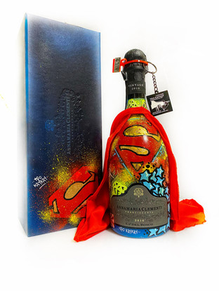 Teo KayKay Annamaria Clementi Custom Superman