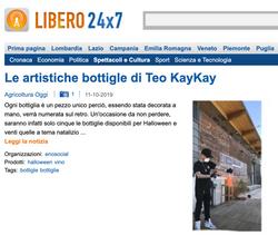 Teo KayKay Libero