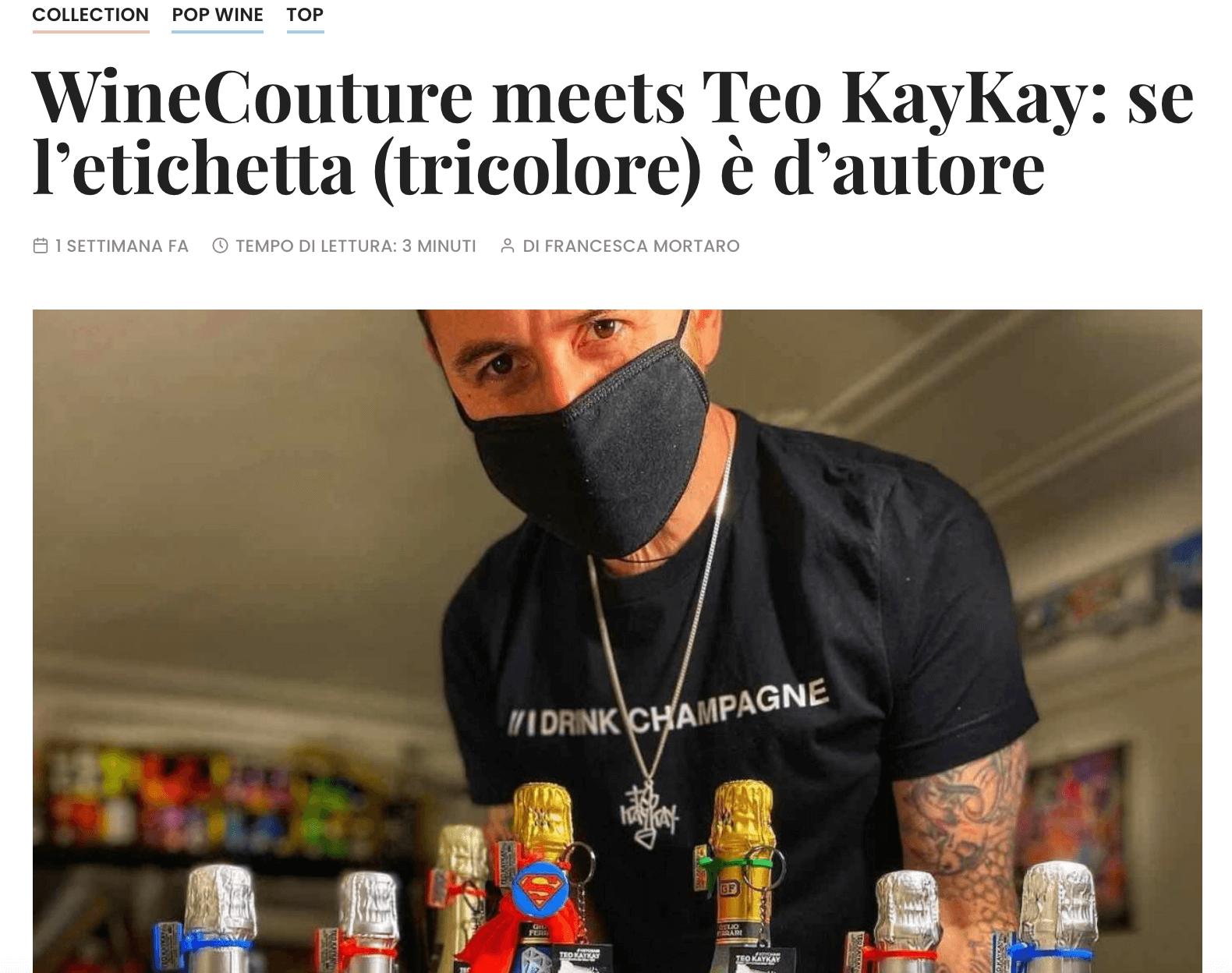 Teo KayKay Intervista