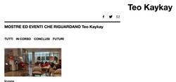 Teo KayKay Exibart