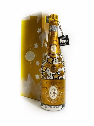 Teo KayKay Cristal 2007 24K Gold