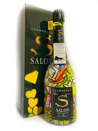 Teo KayKay Salon 2007 Champagne