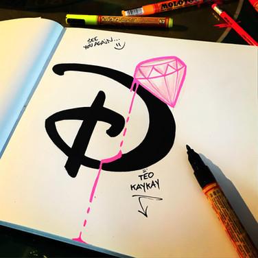 Teo KayKay Disney