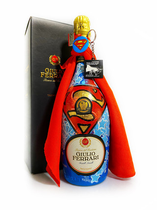 Teo KayKay Giulio Ferrari Superman