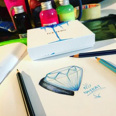 Teo KayKay Sketch Diamond2