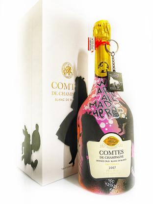 Teo KayKay Taittinger Comtes De Champagne Alice