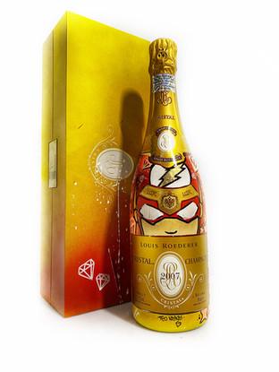 Teo KayKay Cristal 2007 Flash 24K Gold