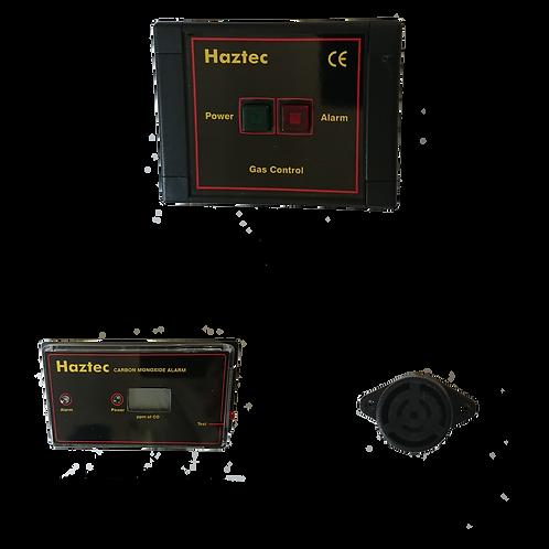 Haztec Gas Alarm 400HZ-MG Kit