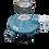 Thumbnail: GasBOAT 4005-G Campingaz Regulator with Gauge/Manometer