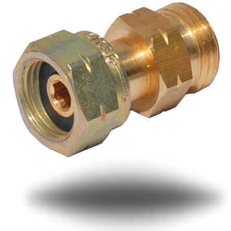 4032 20mm Left-hand Thread Cylinder Adaptor