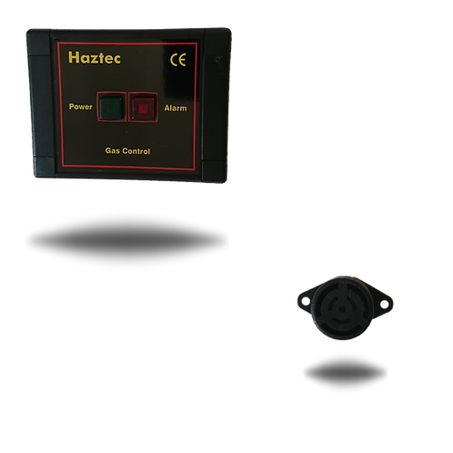 Haztec Gas Alarm 400HZ-G Kit