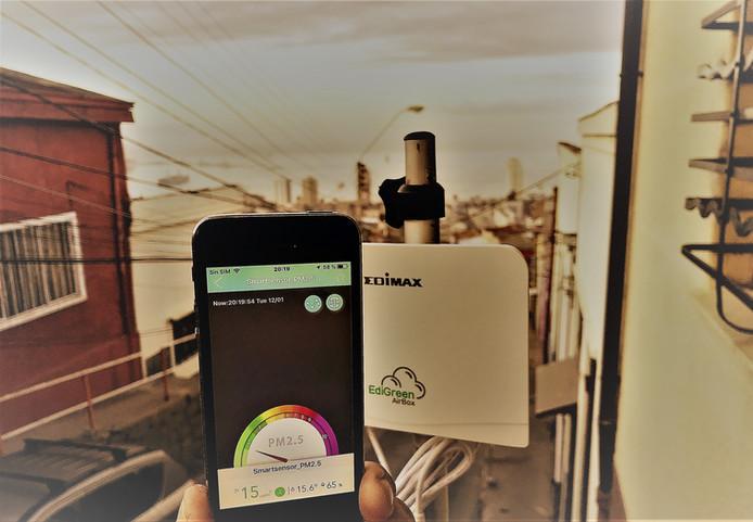Días de Covid19 , Zonas WiFi Públicas,  Inteligencia Artificial y Material Particulado PM2.5