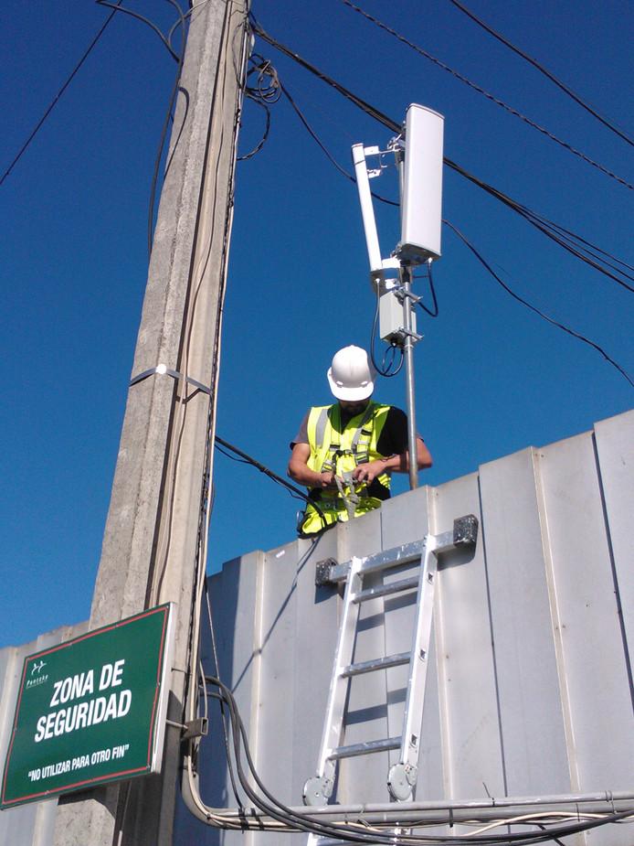 REDES WI-FI: Soluciones  Inalambricas de alto UPTIME  para Ambiente Industrial