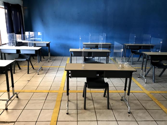 Días de Covid19 y Servicio Técnico en Terreno en Establecimientos Educacionales en Chile