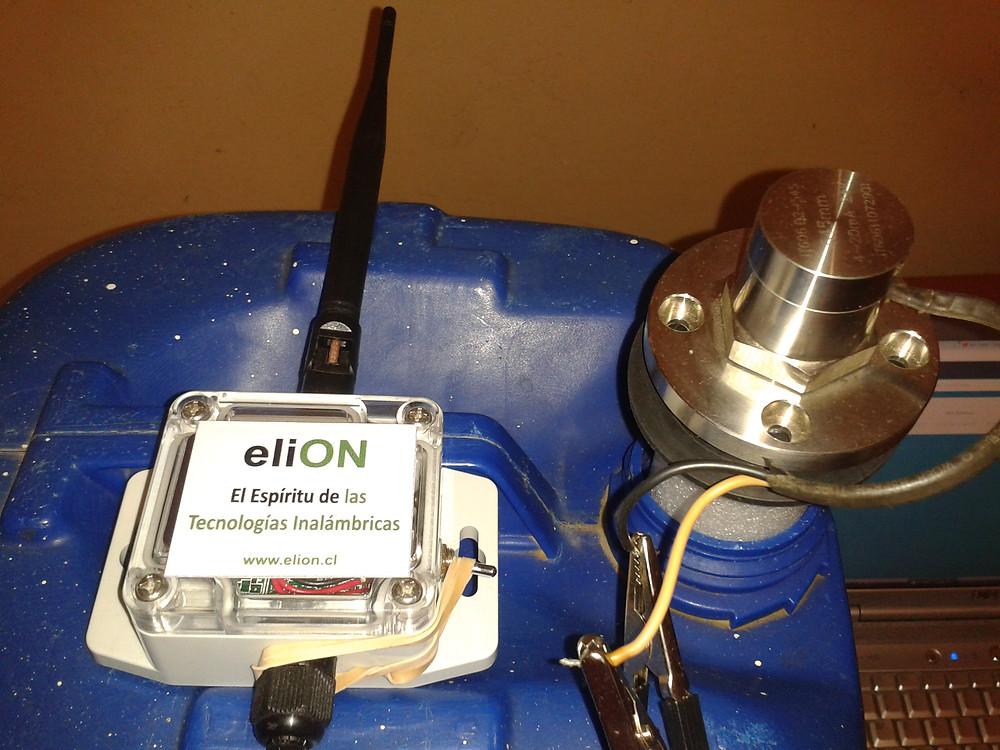 sensor de 4-20mA