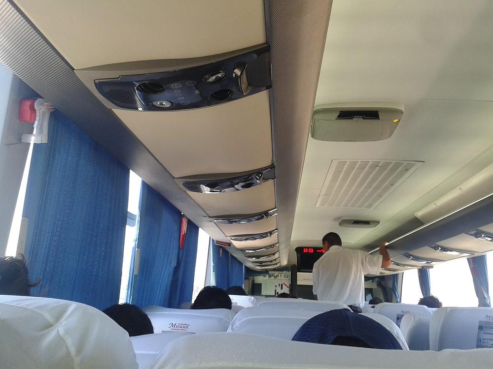 Bus con WiFi