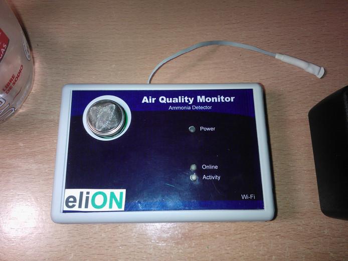 SMARTSENSOR: ¿Puedo usar la Cobertura Wi-Fi de Mi Empresa para MONITORIZAR ONLINE el Amoniaco (NH3)?