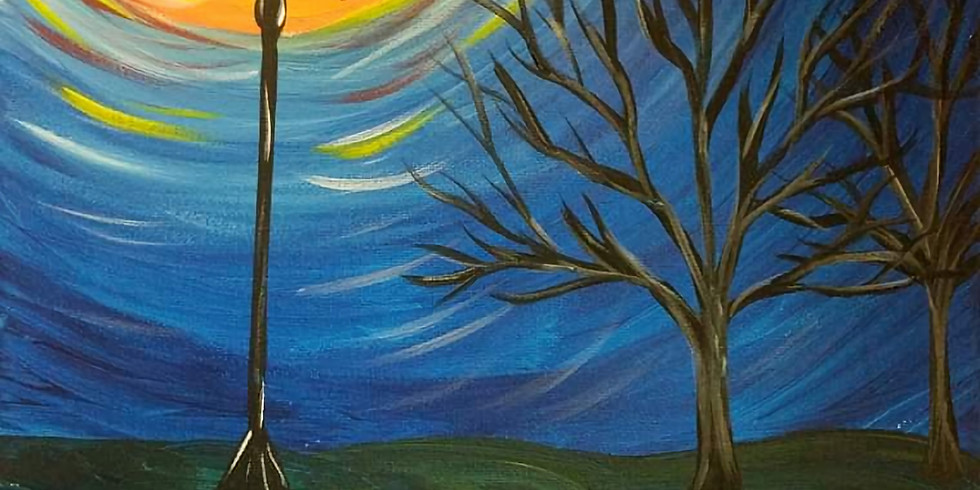 3/24 Paint Creatively- Paint Night