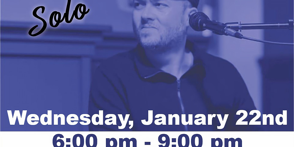 1/22/20 Wings & Strings with JJ Moscato