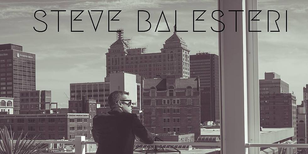 10/9 Wings & Strings: Steve Balesteri