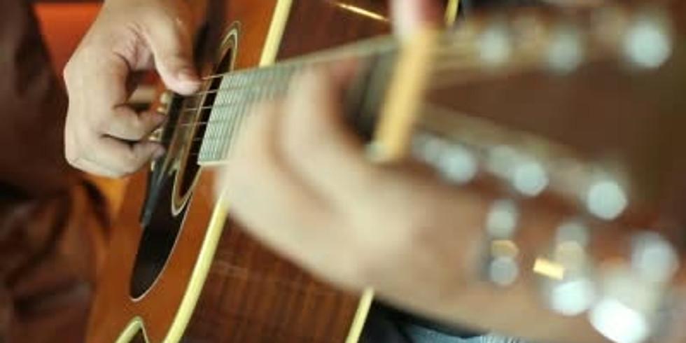 10/23 Wings & Strings: Bryan Richard