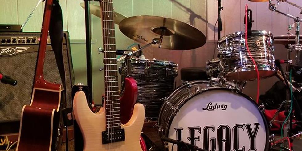 3/21 Saturday Night Showcase: Legacy