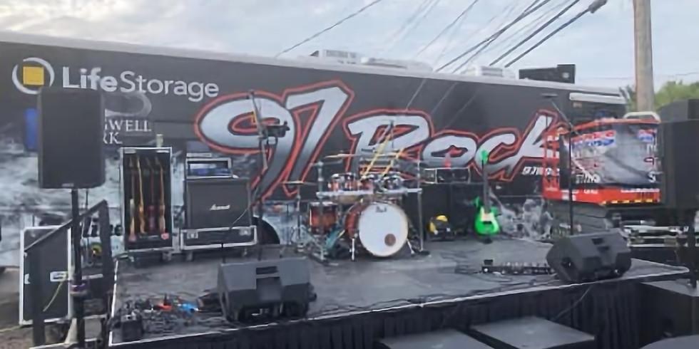 11/21 The 97 ROCK TAILGATE BAND 8pm-11pm